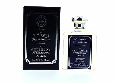 Taylor Of Old Bond Street Men's Aftershave Mr Taylor, 3.3 oz