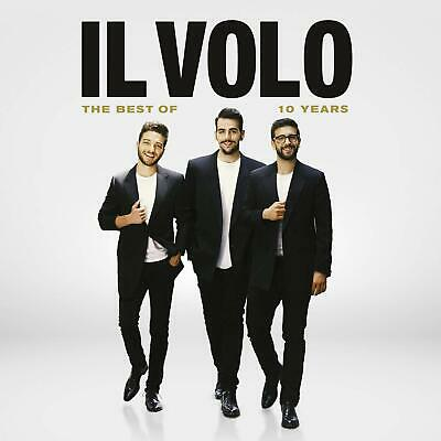 Il Volo 10 Years - The best of Il Volo CD 2019 NEW FREE SHIPPING preorder