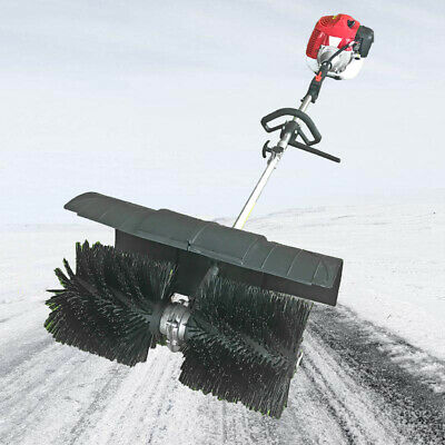 52CC Handheld Broom Sweeper Brush Artificial Grass for Street Patios Driveways