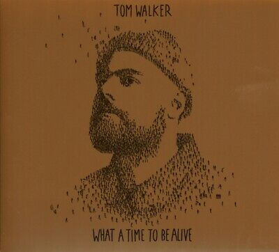 Tom Walker - What a Time To Be Alive, 1 Audio-CD (Deluxe Edition)