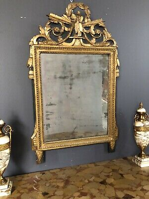 Antique French Mirror Louis XVI 18th Century