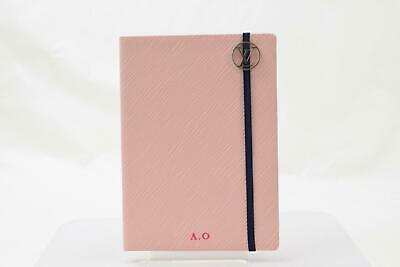 Authentic Louis Vuitton Notebook Pink Epi  1200135