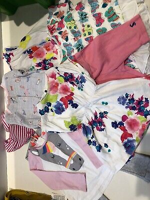 Joules baby girl bundle 9-12mths
