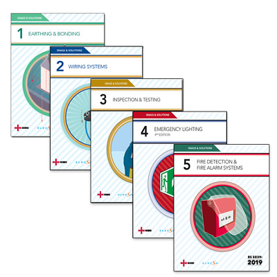 NICEIC Snags and Solutions 1-5 Bundle | 18th Edition