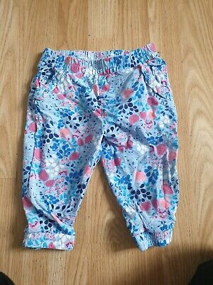 Girls Summer Trousers Age 1