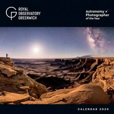 Royal Observatory Greenwich Astronomy Photographer of the Year - Calendar 2020