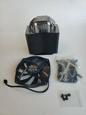 New BL070 SILENTWINGS 3 PWM 120mm HIGH SPEED 2200RPM 73.33CFM 28.6D.. be quiet