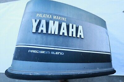 Yamaha V6 150 Hp Outboard Motor Cowling 2 Stroke Precision Blend Cowl