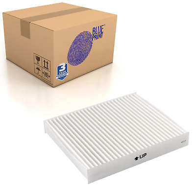 pack of one Blue Print ADV182519 Cabin Filter