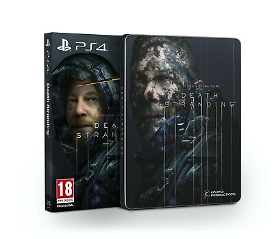 Death Stranding Ps4 Special Edition Italiano Ufficiale Playstation 4 Nuovo