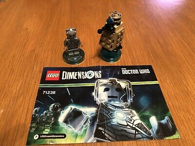 PS4 Lego Dimensions Doctor Who Fun Pack