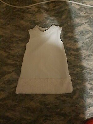 Baby Girls river Island Dress. 3-6 Months
