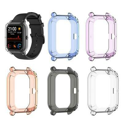 TPU Protector Watch Frame Shell Cover Case for Xiaomi Huami Amazfit GTS Watch