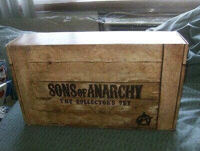 Sons Of Anarchy The Collection DVD Set