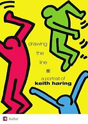 A Portrait Of Keith Haring - Drawing The Line [DVD]