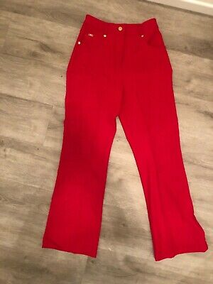 St. John by Marie Gray sport pants size 2 red