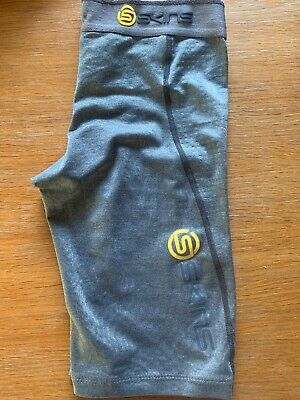 Youth Grey Skins - Size XS - Excellent Condition