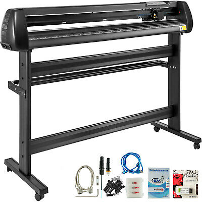 "Vinyl Cutter Plotter Cutting 53"" Sign Making Drawing Tools 1350mm Backlight"