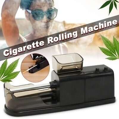 Automatic Cigarette Rolling Machine Electric Tobacco Injector Maker Roller Tool