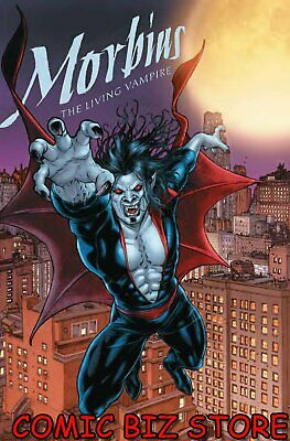 Morbius #1 (2019) 1St Printing Ryp Connecting Variant Cover Marvel Comics
