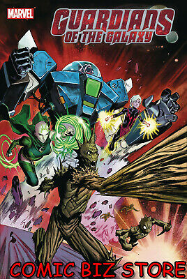 Guardians Of The Galaxy #11 (2019) 1St Printing Shaw Main Cover Marvel Comics