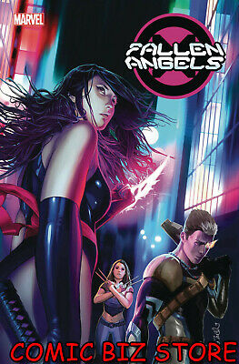 Fallen Angels #1 (2019) 1St Printing Ashley Witter Main Cover Dx Marvel ($4.99)