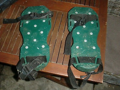Lawn Grass aireating spiked shoes