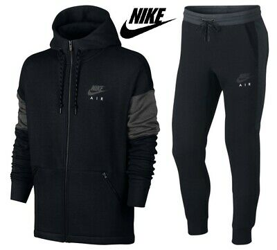 Nike Mens Joggers Tracksuit Bottoms Hoodies NSW Air Sweatpants Fleece Hoody