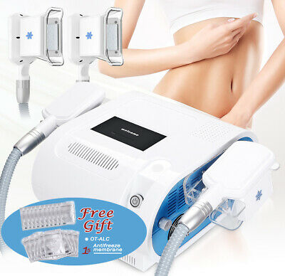 Anti Cellulite Fat Burning Freeze Cold Slimming Body Contour Cooling Spa Machine