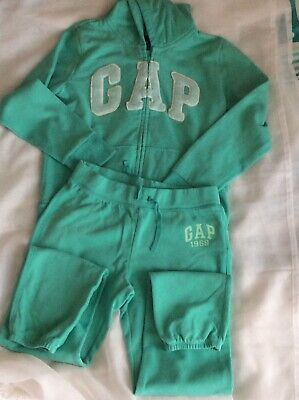 GAP Girls Tracksuit Age 10 Years
