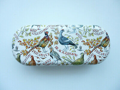 Game Birds Tin for Glasses by Emma Bridgewater