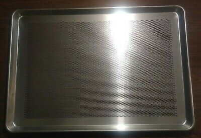 Advance Tabco Heavy Aluminum Perforated Bun Pan Model 18-8P-26