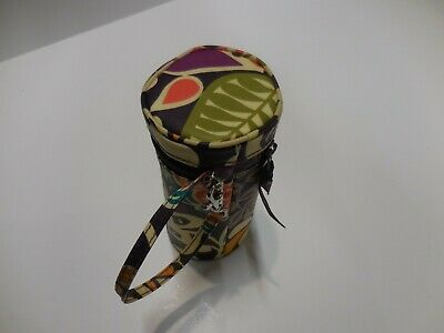 Vera Bradley Baby Bottle Caddy NWOT Plum Crazy