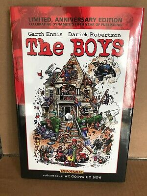 Darick 1848562985 The Fast Free 4 by Robertson The Boys We Gotta Go Now v