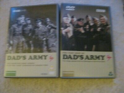 Dad's Army 1st series/Lost Episodes Series 2 / The Very Best of