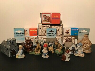 Wade Whimsies Miscellaneous Selection