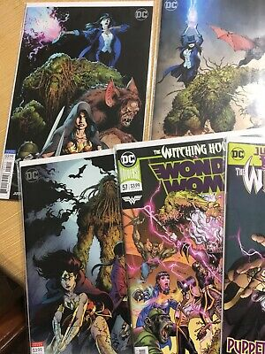 Justice League Dark Complete W extras Missing #10 DC Tynion Collection