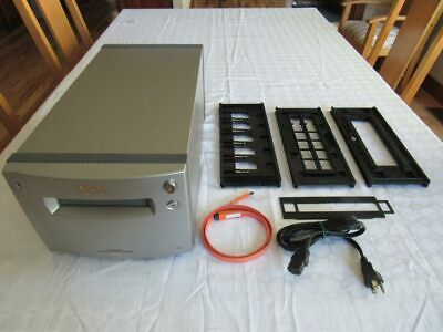 Nikon Super COOLSCAN 9000ED SCANNER DUST COVER EMBROIDERY !