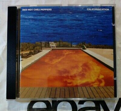 Red Hot Chili Peppers - Californication - CD Album (1999)