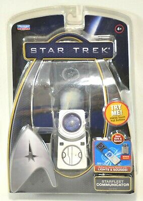 Star Trek 2009 Movie Starfleet Communicator Roleplay Toy