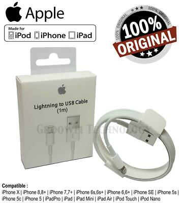 Cable Chargeur Usb Lighting Apple IPhone 5/6/6s/7/8/X/10/+/S/C/IPad/Plus/E/Xr