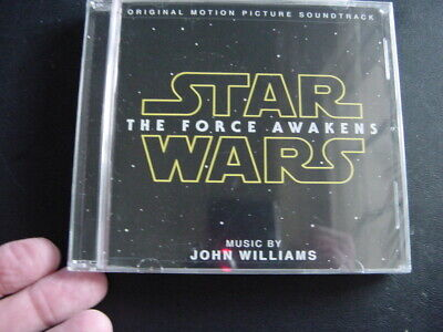 Star Wars, The Force Awakens, Sealed Cd, 2015