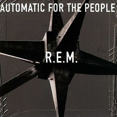 Automatic for the People by R.E.M. (CD, Sep-1992, Warner Bros.)