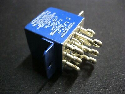 Relay Latching Kcl-D2A-002 3 Pdt 25 Amp Leach Ms27742