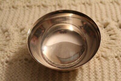 VINTAGE GORHAM SILVER PLATED PAUL REVERE BOWL 4.5 Inches Around YC795