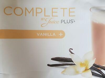 Juice PLUS Vanilla Diet Shake Weight Loss Large 480g bag New&Sealed BBD 02/21