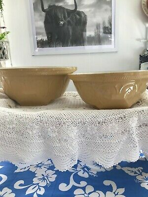 Vintage Gripstand bowls