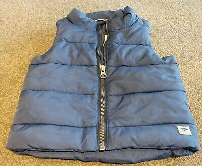 COUNTRY ROAD Boys Puffer Vest Jacket. Size 18-24 Months.