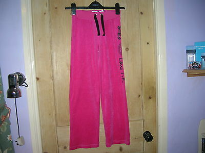 Velour Trousers for Girl 9-10 years