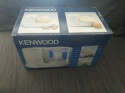 KENWOOD MINI FOOD CHOPPER CH100 boxed. Good for nuts herbs sauces